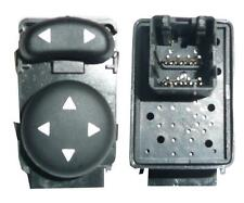 ELECTRIC DOOR MIRROR CONTROL SWITCH FOR PEUGEOT 106 306 405 6552V2