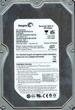 SEAGATE IDE 400GB ST3400620A P/N 9BJ044-307 F/W 3.AAF  TK   9QG