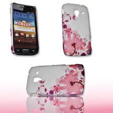 Design 1 Handy Back Cover Case Hülle Schale  für Samsung i8160 Galaxy Ace 2