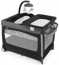 Chicco Lullaby 3 Stage Portable Playard Crib Bassinet Changing Table Orion NEW