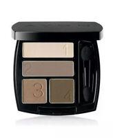 NIB Avon True Color Multi-Finish Eye Shadow Quad Mocha Latte Brown