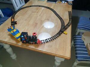 Vintage faller playtrain / playmobil Train Set