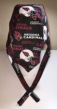 Arizona Cardinals Skull Cap / Doo Rag w/Cool Max Lining