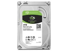 "Seagate 4TB BarraCuda SATA 6Gb/s 64MB Cache 3.5"" Internal Hard Drive ST4000DM005"