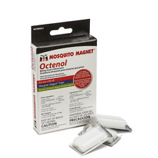 New Mosquito Magnet Refill 3Pk Cartridge Octenol 9 Week Supply Flies Insect Pest