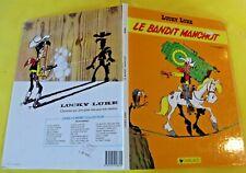 LUCKY LUKE.  Ancien album le bandit manchot