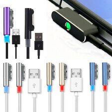 Chargeur métal magnétique USB Câble pour SONY XPERIA Z1 Z2 Z3 COMPACT