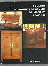 Comment reconnaitre les styles du mobilier régional Janine Léris Laffargue E29