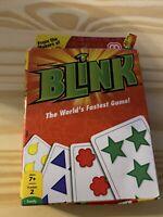 Mattel Blink Card Game Complete
