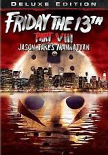 FRIDAY THE 13TH - PART 8: JASON TAKES MANHATTAN NEW DVD
