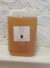 Apple Cider Vinegar 5x5ltr Organic with mother *SPECIAL OFFER* £11.99 per 5ltr