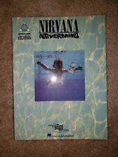 Nirvana Nevermind Guitar Tab Sheet Music