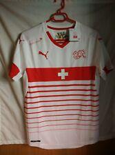 Nueva - New | Original | Camiseta futbol | Talla S | Seleccion de Suiza