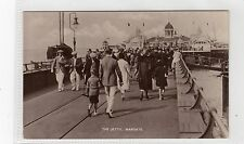THE JETTY, MARGATE: Kent postcard (C9151)