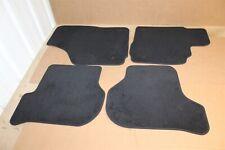 Seat Leon 2005-13 Set of Four Carpet Mats Black RHD 1P2863011 LOE New Gen part