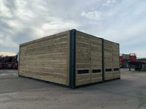 20ft x 16ft Clad Container (Bury Area)