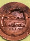 Philippines Wooden Plate Carved Wall Decor Decoration Woodware
