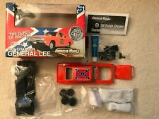 DUKES OF HAZZARD 1969 CHARGER GENERAL LEE AMERICAN MUSCLE CAR ERTL 1/24 Scale