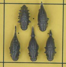 Warhammer 40K Dark Eldar Kabalite Warriors Helmets (A)