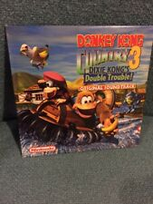 Donkey Kong Country 3 Dixie Kong's Double Trouble Soundtrack