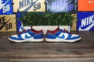 "2006 Nike SB Dunk Low ""Neptune"" Blue Size 10.5 (304292-144)"