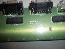 scheda mixer sony dmx-r100 CN-1772 A-8323-573-A