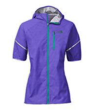 Womens North Face Flight Series Ultra Light Running Rain Jacket Reflective $150