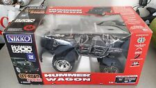 Nikko Hummer H2 Radio Control 1:14 9.6V In The Box No Battery Charger.