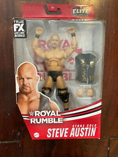 New ListingWwe Mattel Elite Royal Rumble Stone Cold Steve Austin Wrestling Figure New Rare