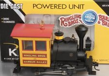 ✅ K-LINE DIE CAST RINGLING BROS CIRCUS PORTER STEAM ENGINE FITS LIONEL MTH