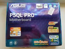ASUS P5QL PRO REV. 1.00 Sockel 775 Original Verpackt