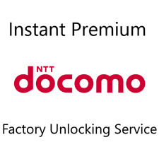Japan NTT Docomo Premium Instant Factory Unlock Service For All iPhone and iPad
