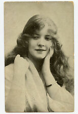 Vintage Postcard Bessie Love American motion picture actress