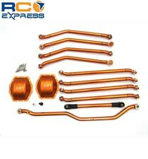 Hot Racing Axial AX10 Ridgecrest Wraith Aluminum Suspension Link Set WRA8000X03