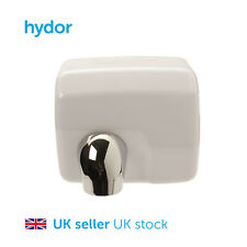 Hand Dryer - 2500W - Automatic - White - Metal Construction