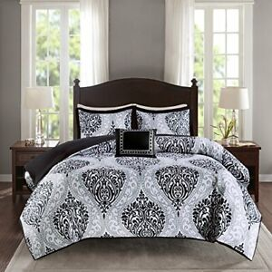 Comfort Spaces Comforter Set Ultra Soft Printed  Assorted Colors , Sizes