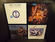 DAVID LAFLAMME OZO BAR MCGRATH JOHNNY GUITAR WATSON Promo LP 1977 Amherst SEALED