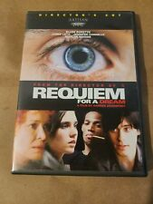 Requiem for a Dream (Unrated, Used Like New, Disc Is Mint) Ships Fast And Secure