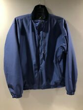 Patagonia Men's  Jacket Outdoor Storm Rain Gear Blue Size Large Nice Condition