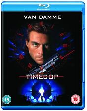 Timecop - Van Damme [1994] [Region Free] Blu-ray Brand New Sealed