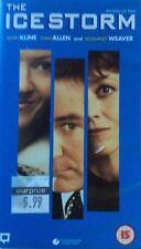Ice Storm.  VHS.  1998.  Kevin Kline, Sigourney Weaver.  Cert 15.  108 MIns