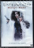 Dvd **UNDERWORLD ♦ BLOOD WARS** con Kate Beckinsale nuovo 2017