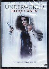 Dvd **UNDERWORLD ♦ BLOOD WARS** con Kate Beckinsale nuovo 2017