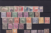 tunisia 1926 mounted mint and used stamps ref r15099