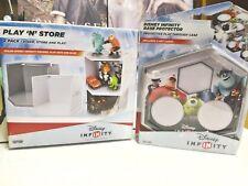 Disney Infinity PLAY N Store Storage PDP + PDP Disney Infinity Base Protector