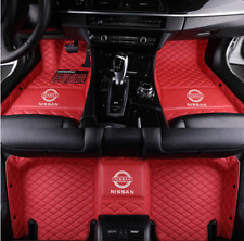For Nissan-Altima-QASHQAI-X-TRAIL-Juke-Maxima-Murano-Car Floor Mats-Right-hand