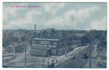 Sioux Falls, South Dakota, Vintage Postcard View From  East 8th St.