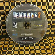 Dead Rising 2 (Sony PlayStation 3, 2011) No Case # 10543