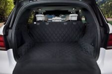 Pets Cargo Liner SUV Dog Cargo Cover Waterproof Dog Seat Cover Mat for Back Seat Trucks//SUV with Bumper Flap Protector 105cm Nonslip Dog Seat Cover 185