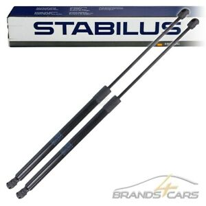 2x STABILUS GASFEDER HECKKLAPPE L=604,5 670 N FÜR FORD S-MAX BJ 06-14